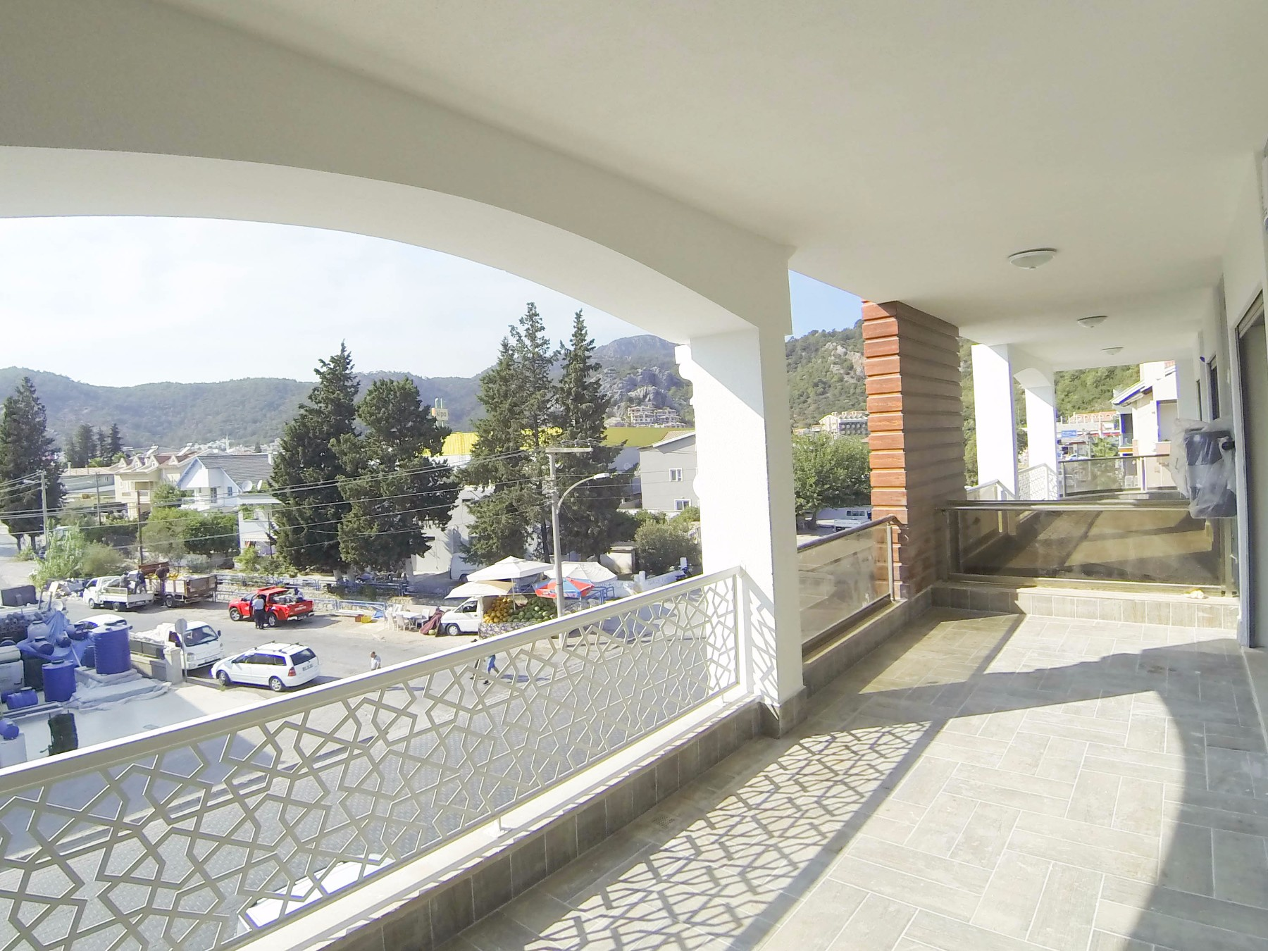 Spectacular, newly built 2 bedroom apartment with wonderful mountain view