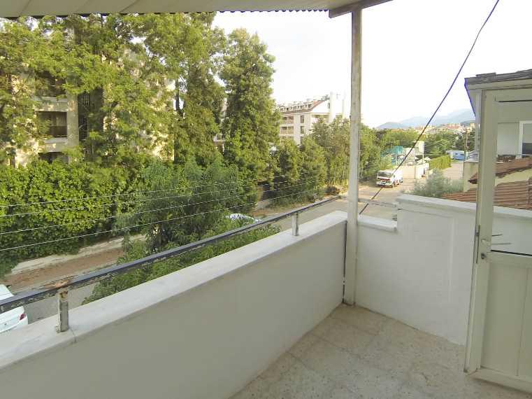 Marmaris Armtualan bölgesinde kiralık 1+1  daire