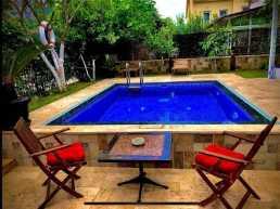 Marmaris Armutalan da full eşyalı, keyifli Kiralık 4+2 Villa